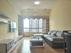 (惠城)华贸大厦1室2厅1卫76m²精装