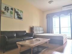 (惠城)华贸大厦1室1厅1卫45m²精装