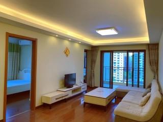(惠城)佳兆业中心2室2厅1卫78m²精装